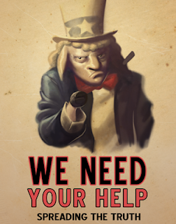 Uncle Lamb Needs You