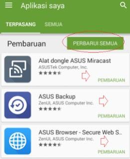 Cara Update Aplikasi Android Dengan Cepat 4