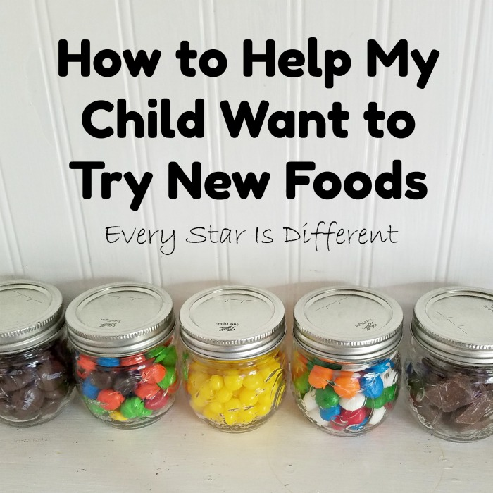 How to Help My Child Want to Try New Foods
