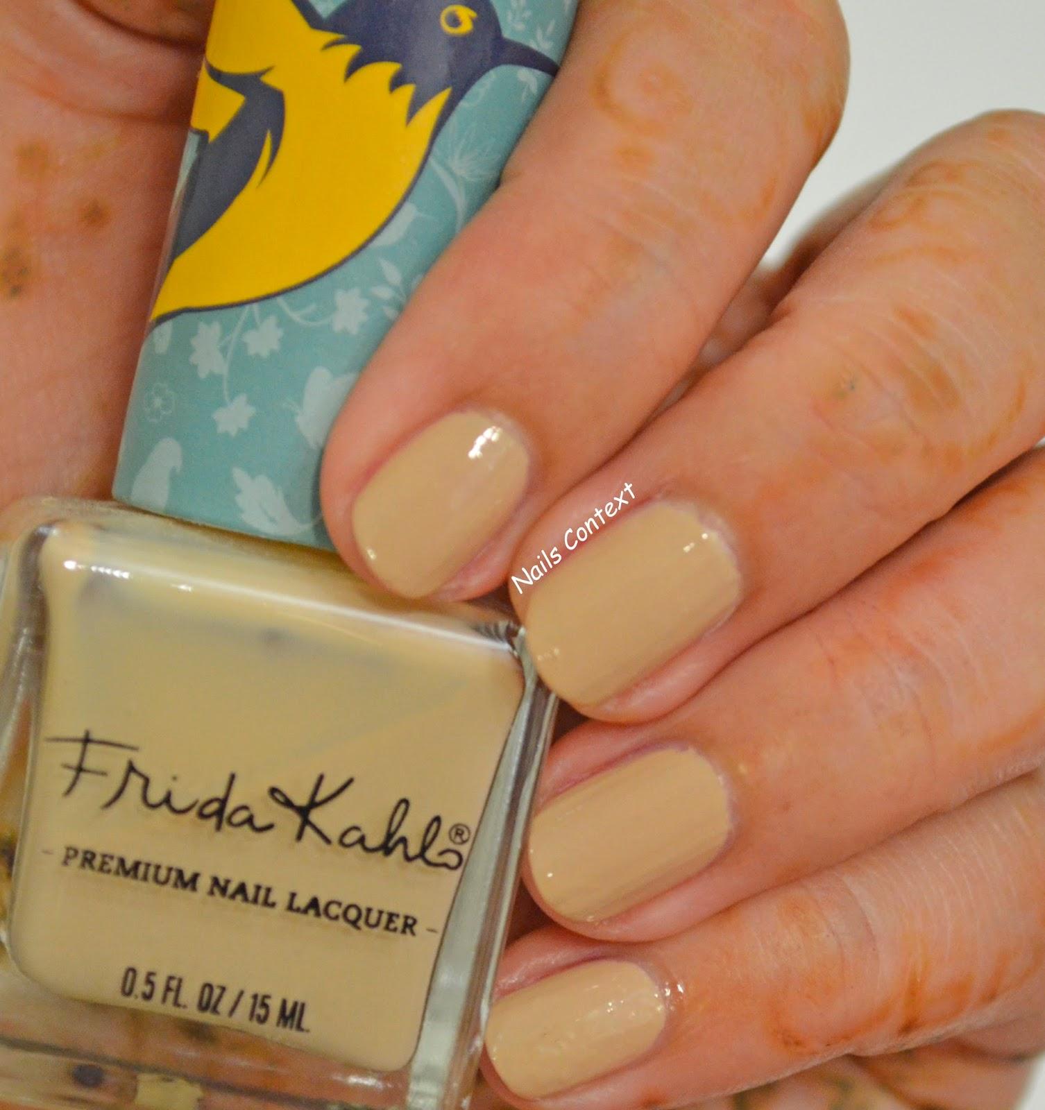 Nails Context: Frida Kahlo