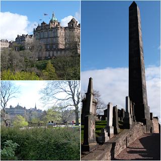 The Mound y el cementerio