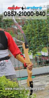 Beli Busur Panah & Aksesoris Lengkap Murah Tangerang - 0857 2100 0940 (Fitra)