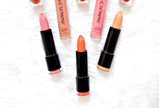 Crown Pro Lipsticks
