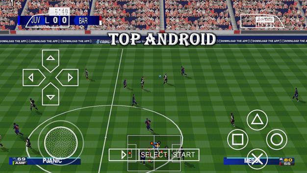 FIFA 19 MOD PES PSP