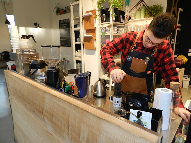 checchi café and bakery brescia