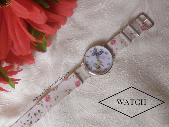 Voi & Noi Floral Watch