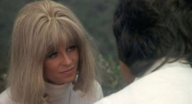 Julie Christie in Shampoo (1975)
