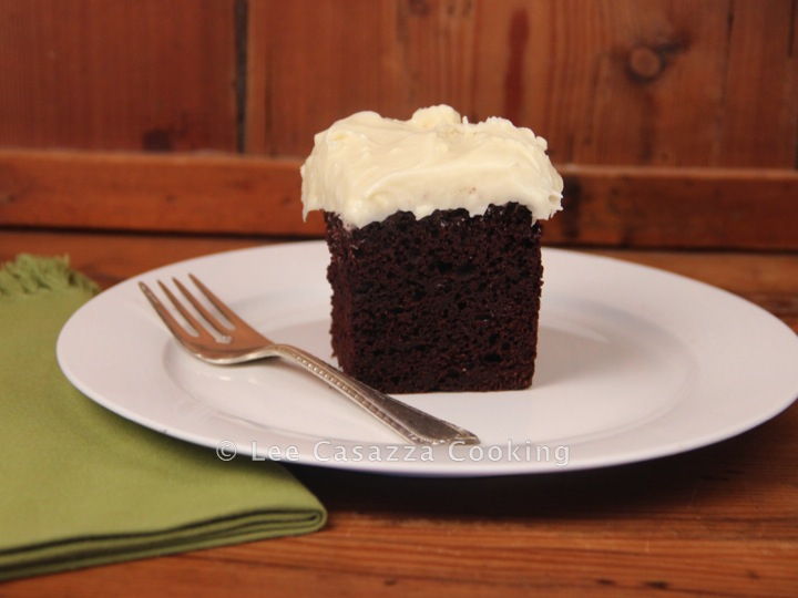 Izetta S Southern Cooking Chocolate Guinness Cake