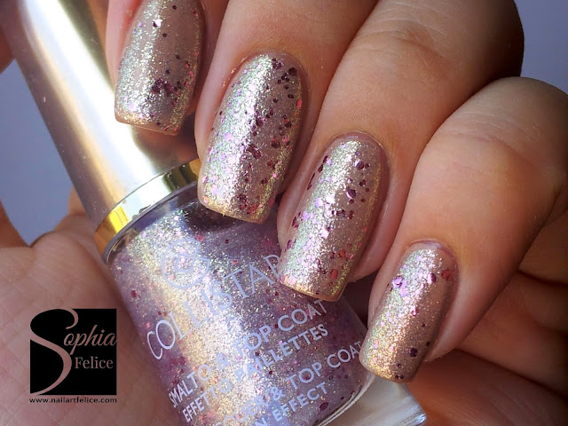 collistar cc n.636 + top coat n.643