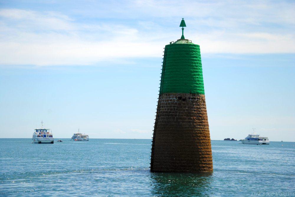 Ile de Bréhat - podobno najpiękniejsza wyspa Bretanii.