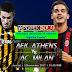 Cuplikan Pertandingan : AEK Athens vs AC Milan 3 November 2017 Liga Europa