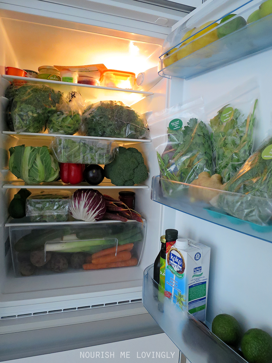 nourish me fridge