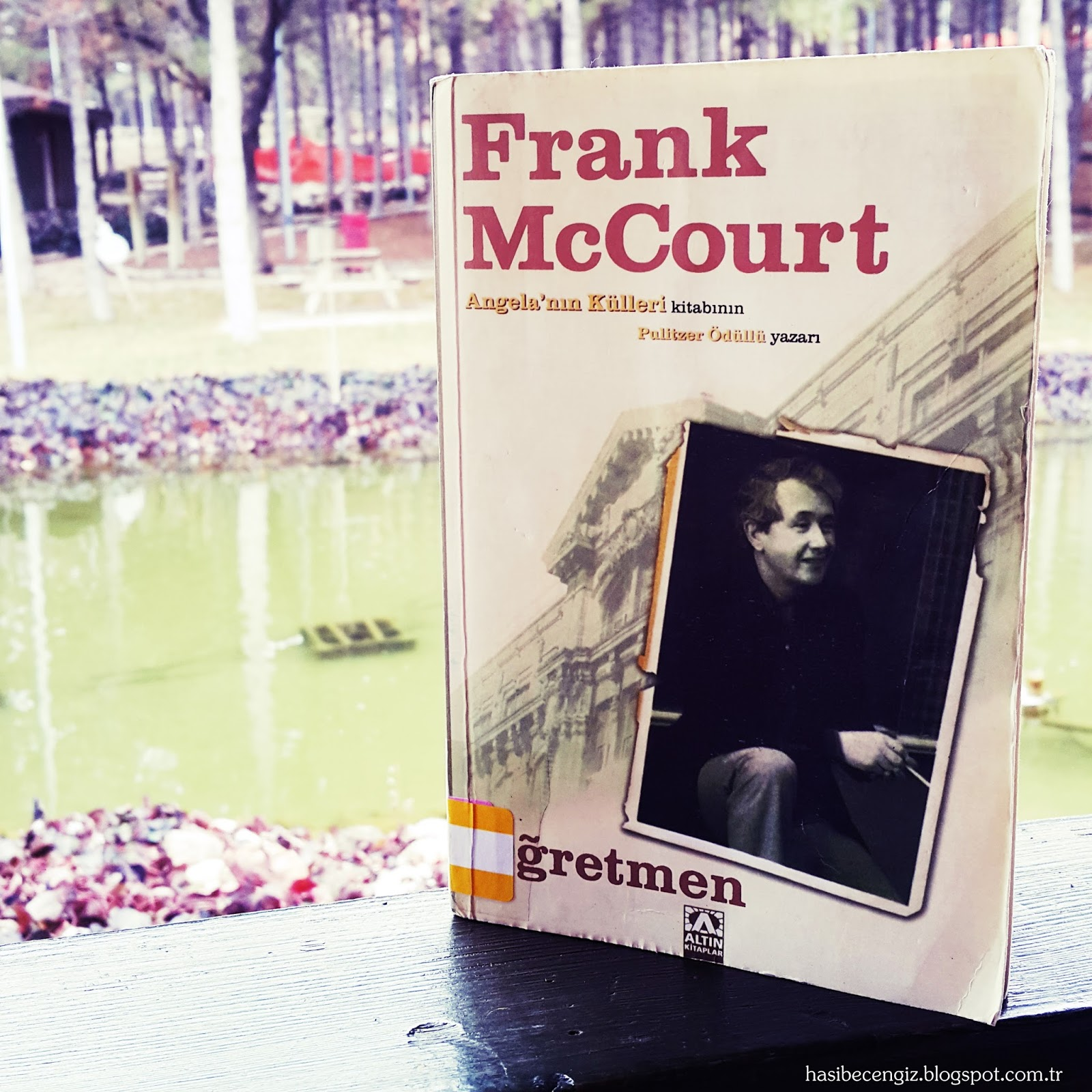 a review of frank mccourts book teacher man Frank mccourt looks out over his land, a fugitive from a life sentence handed down for a crime he did not commit the writer says he is tired of himself, bored telling the story of his life.
