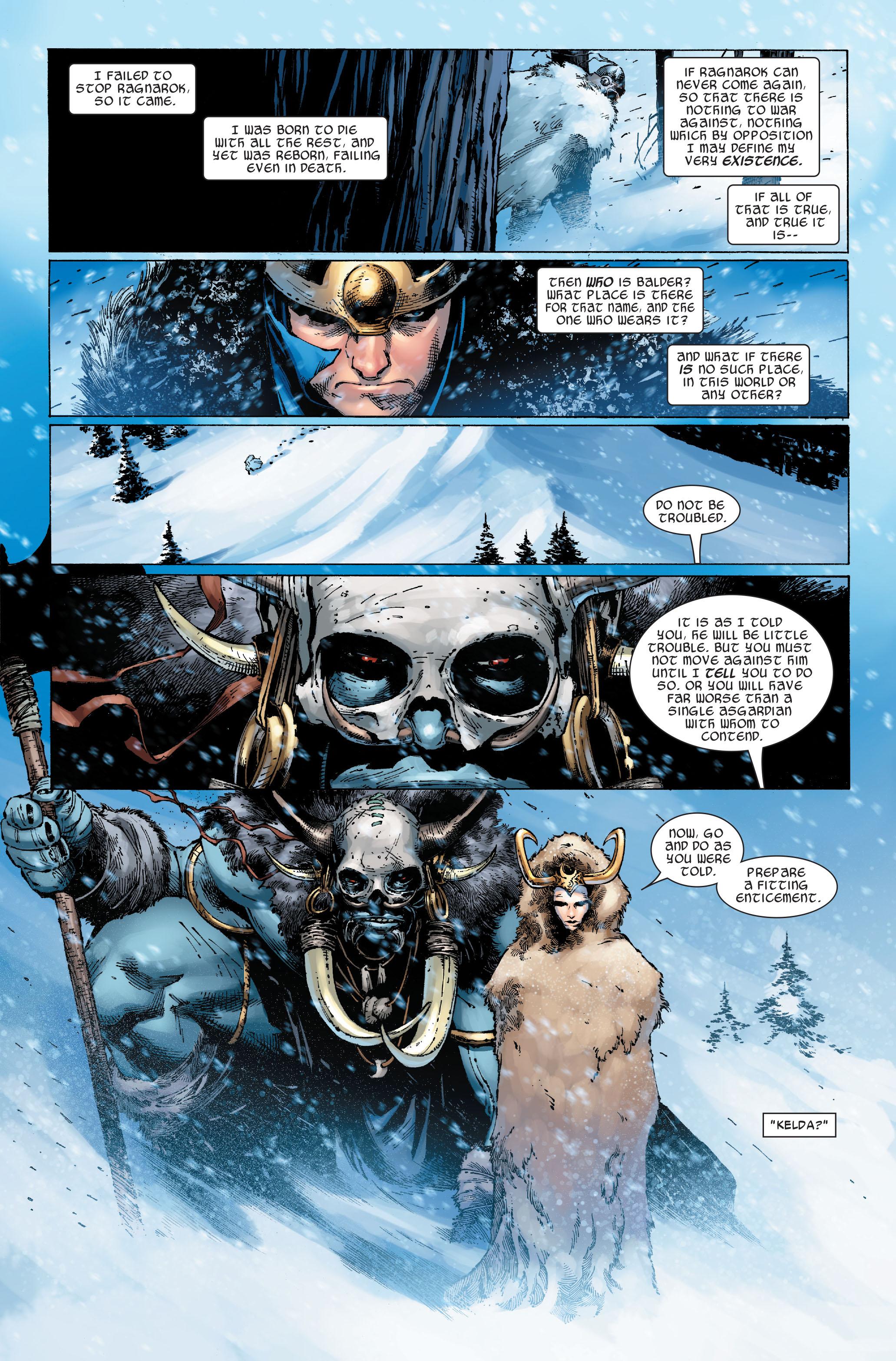 Thor (2007) Issue #9 #9 - English 12