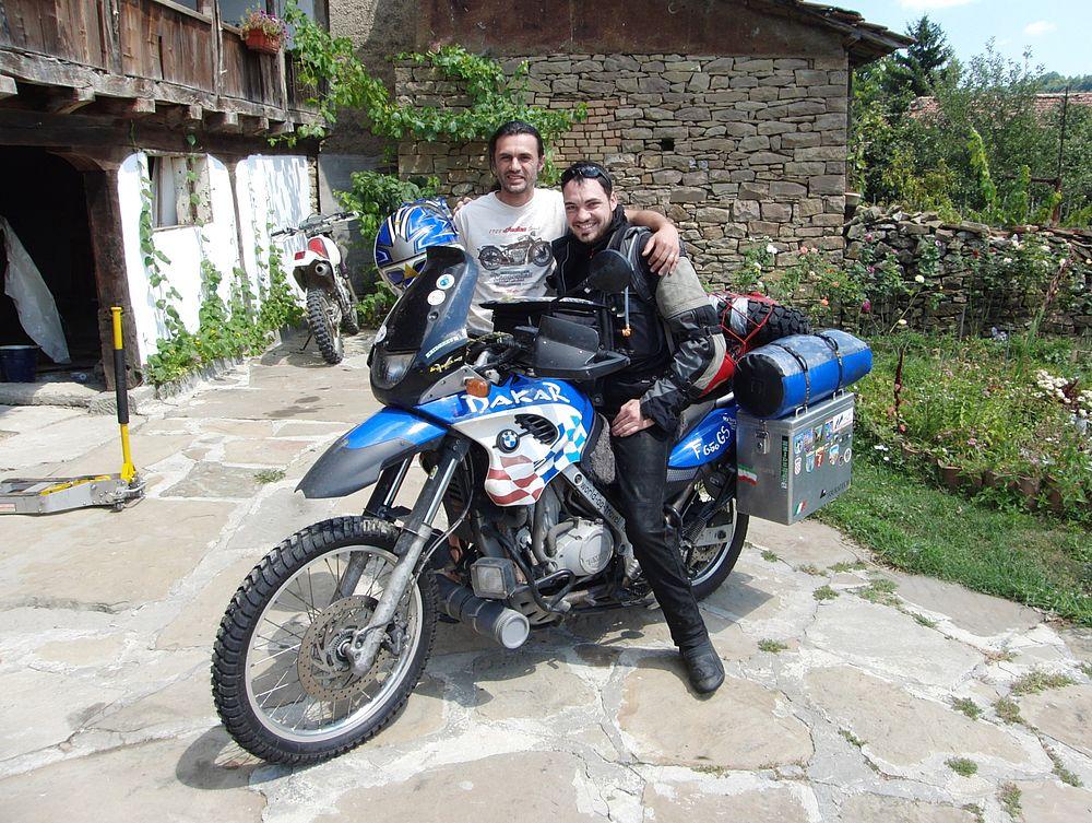 mit dem motorrad um die welt mazedonien tourismus in mazedonien. Black Bedroom Furniture Sets. Home Design Ideas