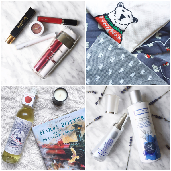 bbloggers, bbloggersca, canadian beauty bloggers, instamonth, round up, blog, skincare, old navy haul, wine, pamper session, harry potter, bleu lavande