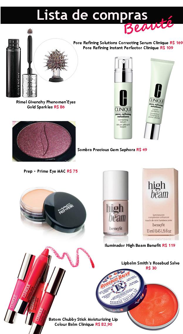 4205f941a Ao todo são 8 produtos que conheci de diversas formas: tutoriais de  maquiagem em blogs, por amigas ou que já experimentei em alguma loja.