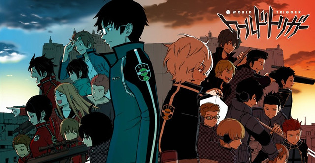 World Trigger [ONGOING]