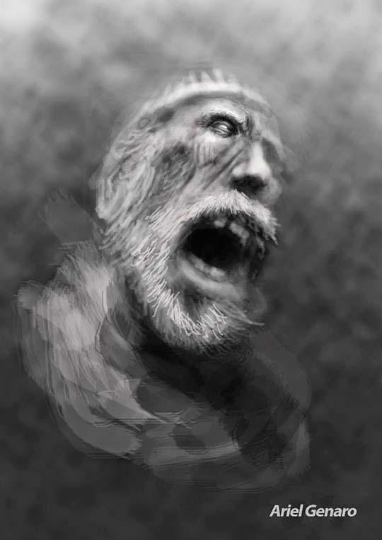 Ilustración de Ariel Genaro