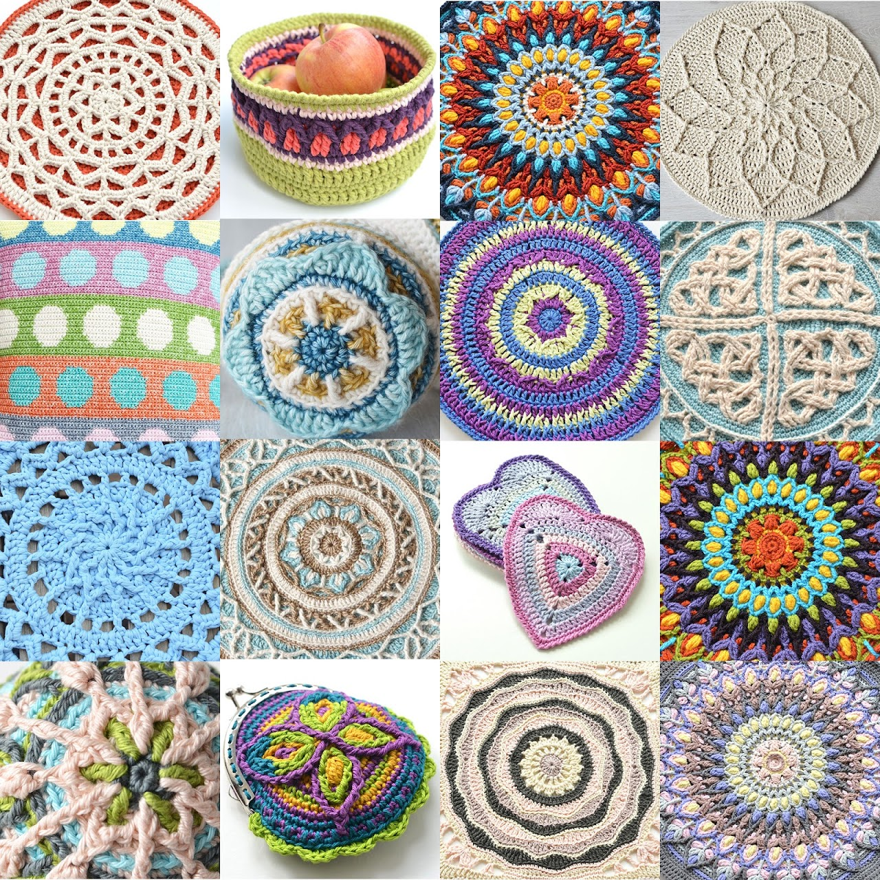 Original crochet designs by Lilla Bjorn. www.lillabjorncrochet.com