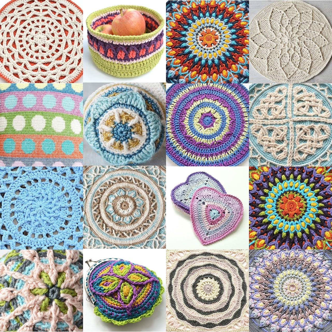 Original crochet designs by Lilla Bjorn. www.lillabjorncrochet.com