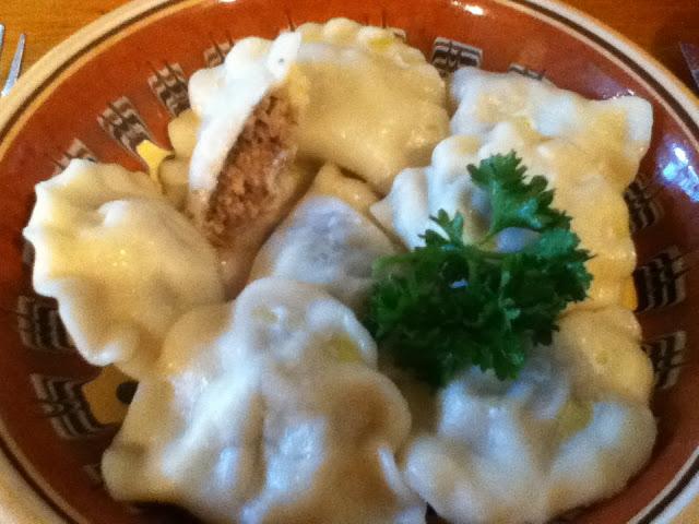 Polish food..delicious