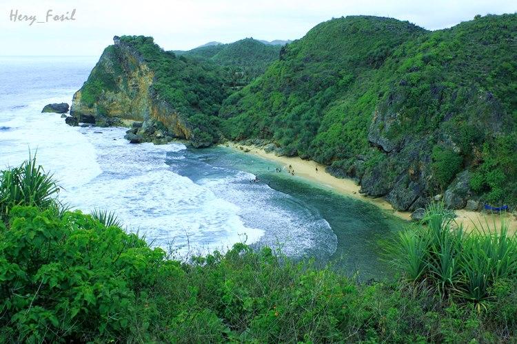 Wisata Jogja : Daftar Pantai-Pantai Di Gunungkidul ...