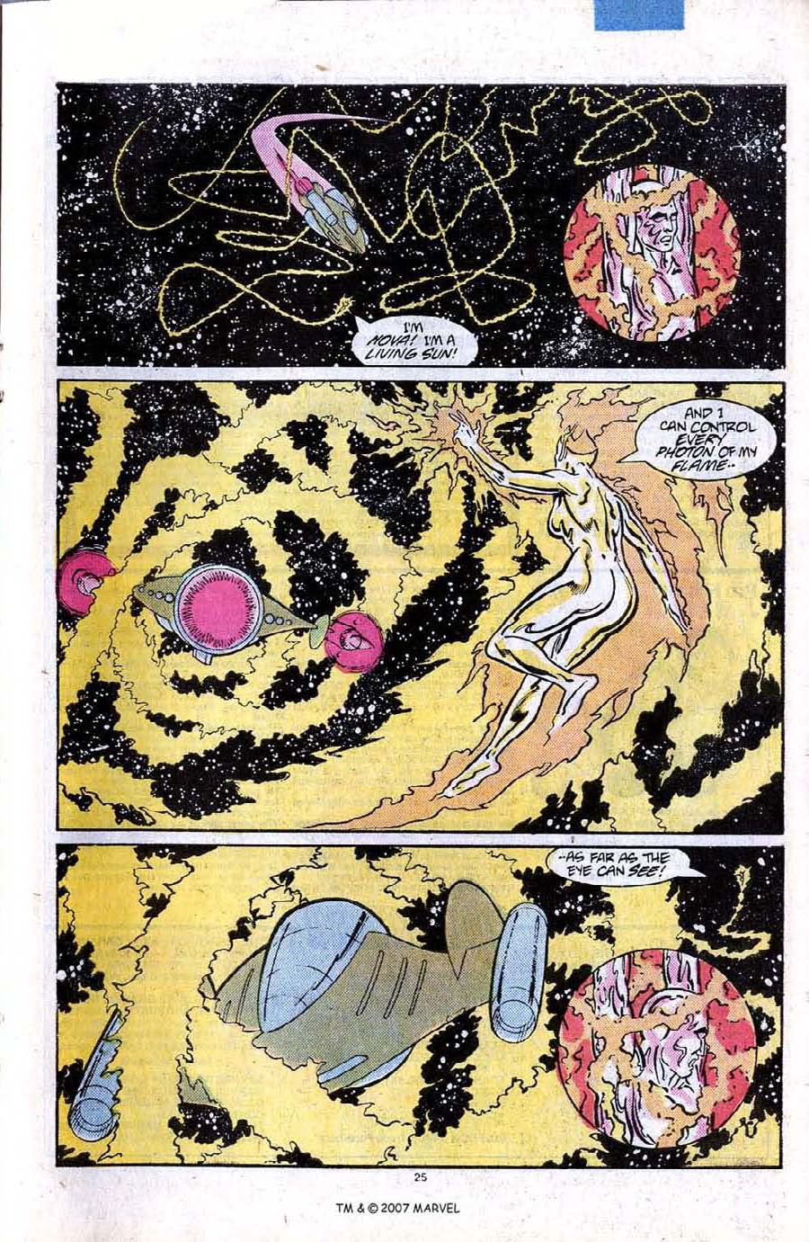 Read online Silver Surfer (1987) comic -  Issue #12 - 27