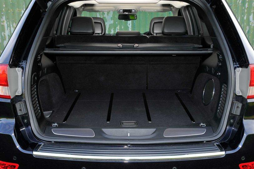 suv cargo capacity jeep grand autos post. Black Bedroom Furniture Sets. Home Design Ideas