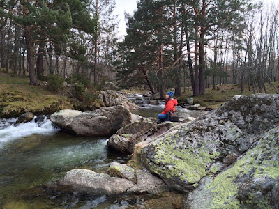 Rascafría ruta río