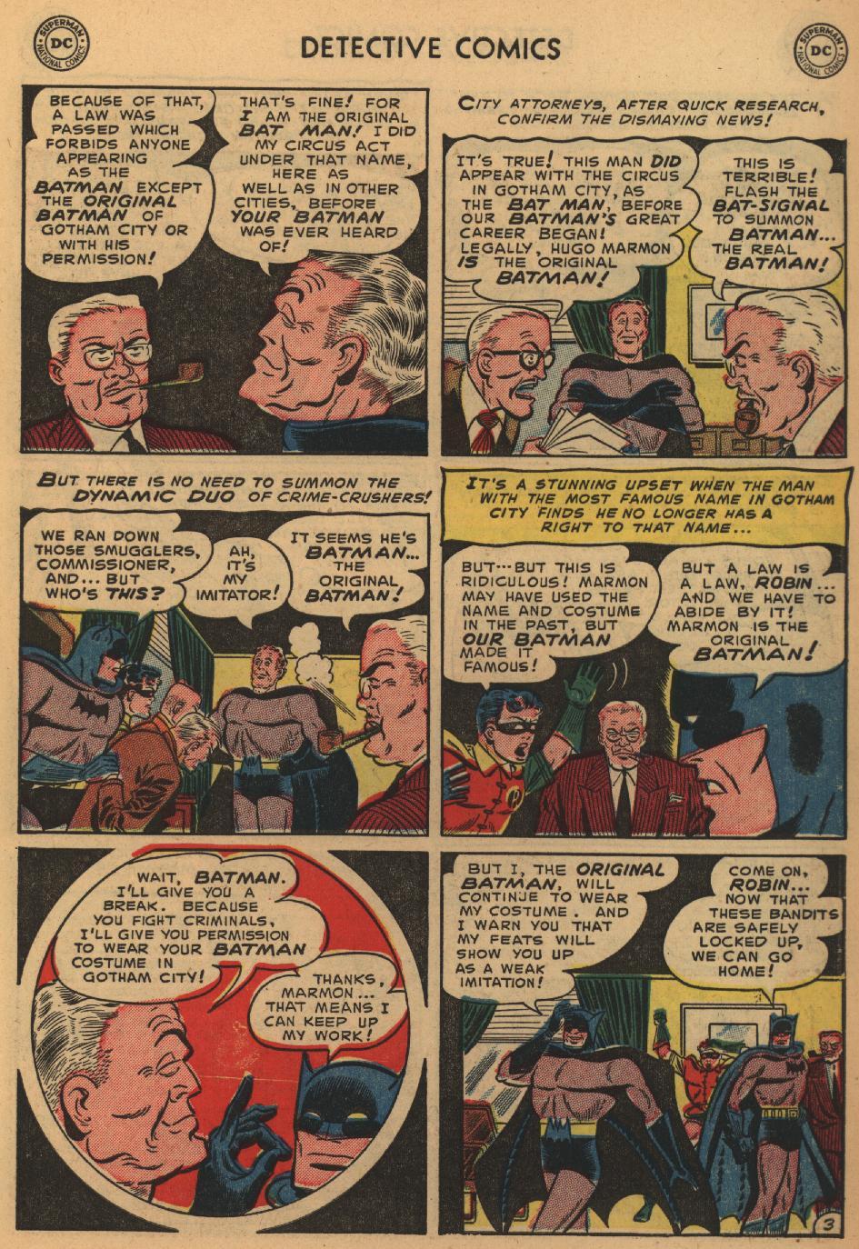 Detective Comics (1937) 195 Page 4