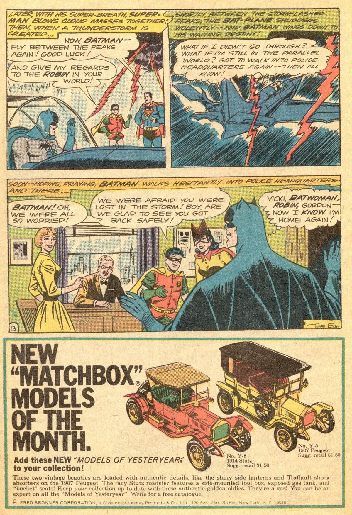 Read online World's Finest Comics comic -  Issue #188 - 64