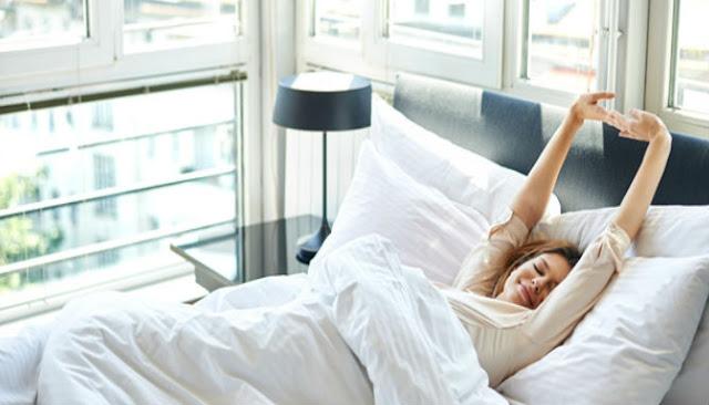Tips Agar Bangun Pagi Badan Tidak Lemas