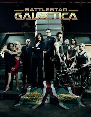battlestar galactica serial 2004 adama baltar starbuck