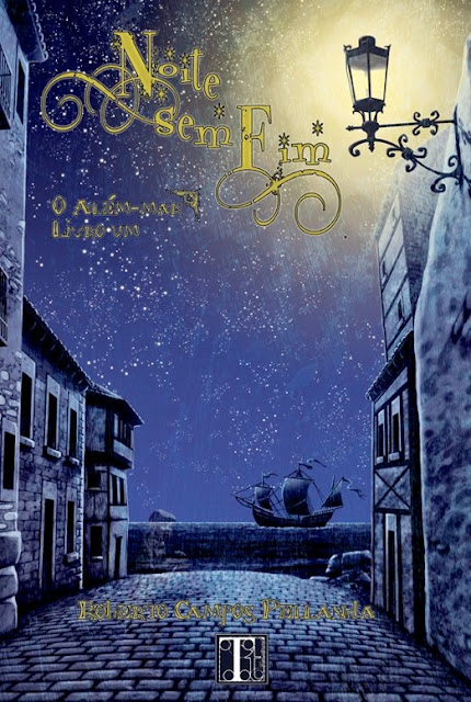 News: Noite sem Fim, de Roberto Campos Pellanda. 6