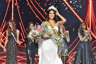 Miss Minas Gerais Júlia Horta vence Miss Brasil 2019