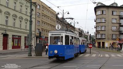Konstal N + ND, MPK Kraków
