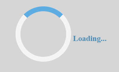 Creare loader html css al caricamento della pagina