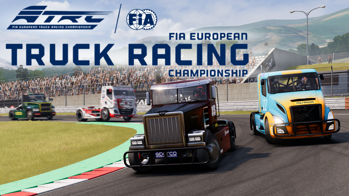 FIA European Truck Racing Championship PC Game Download