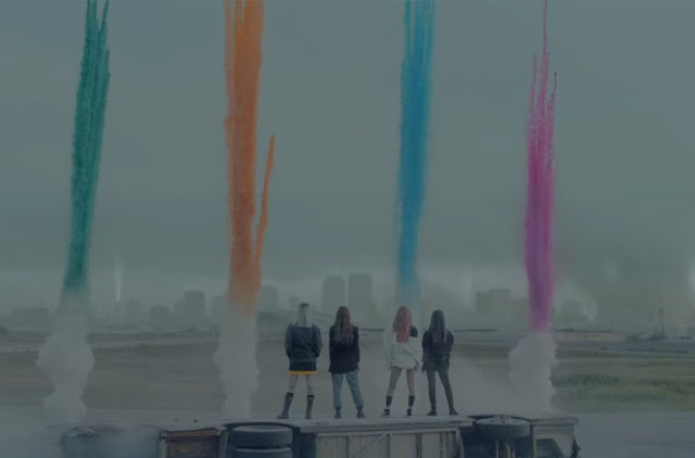 blackpink playing with fire melhores kpop 2016