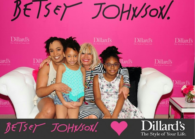 #Usies With Betsey Johnson!   via  www.productreviewmom.com