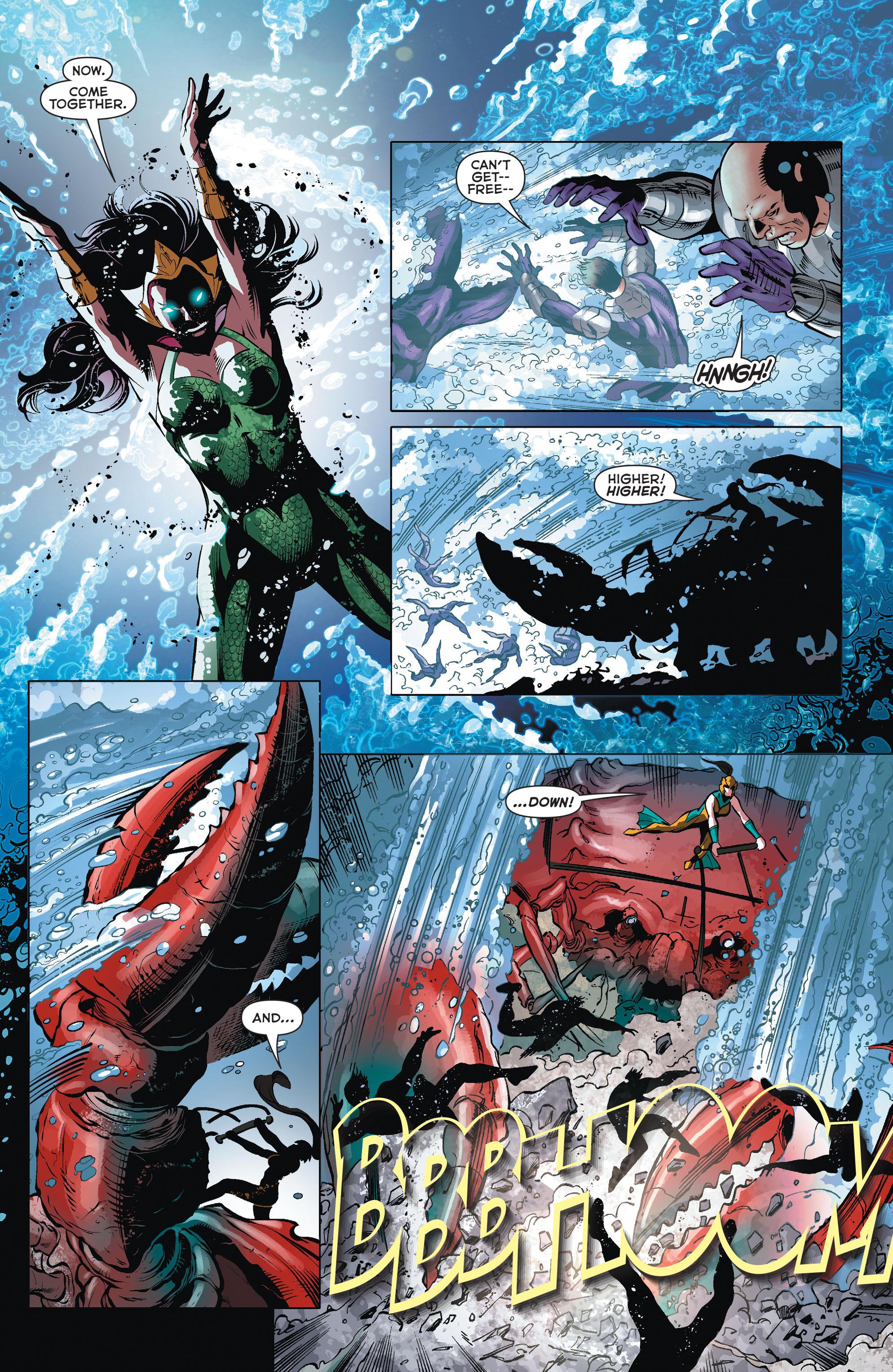 Read online Aquaman (2011) comic -  Issue #32 - 14