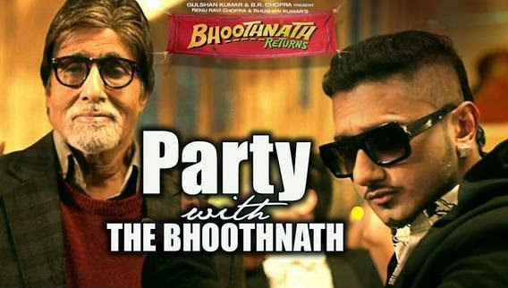 Party With Bhootnath (T-series - Judul Film: Bhootnath Returns)