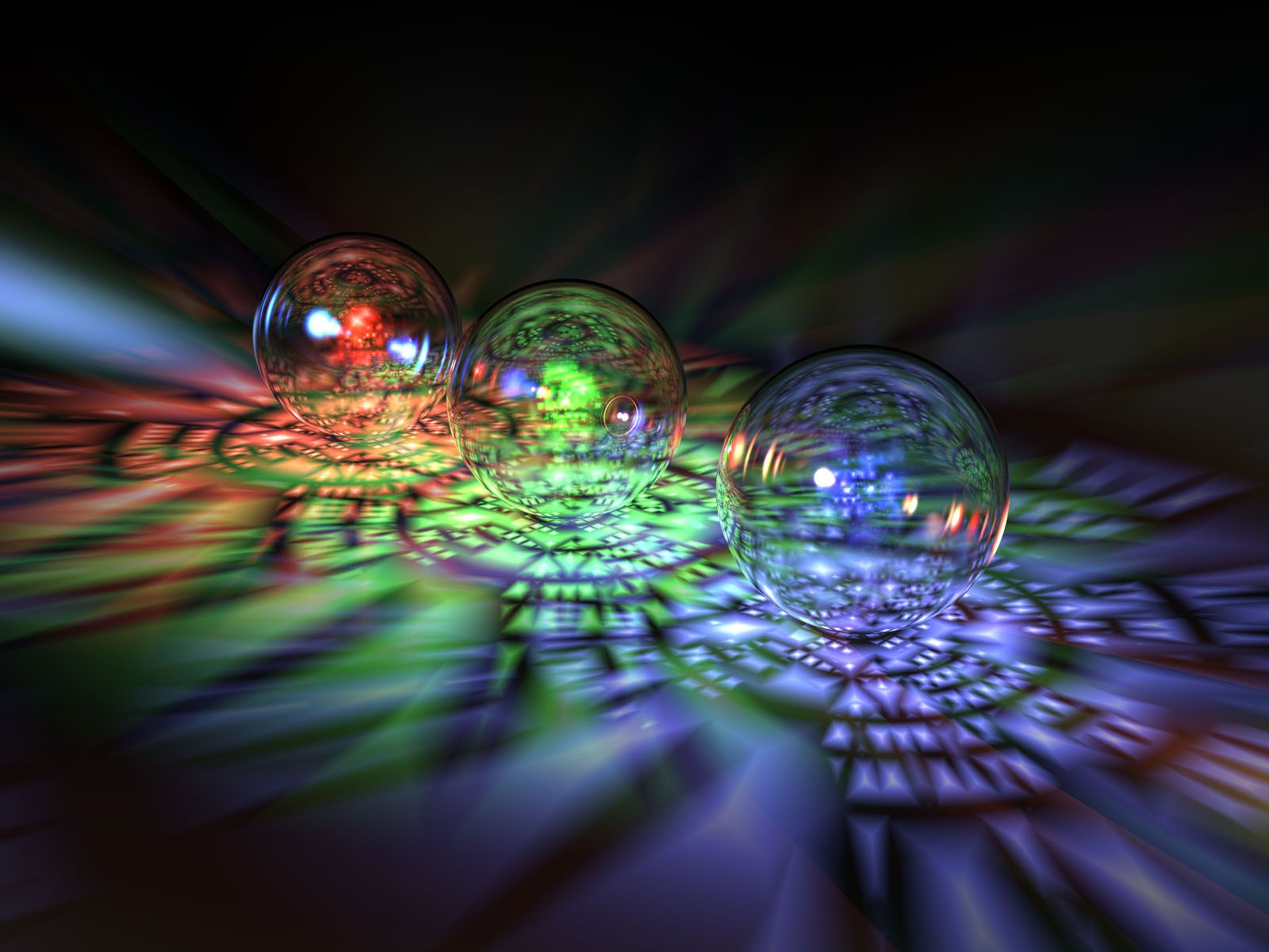 3d Bubbles Wallpaper: 3D Bubbles