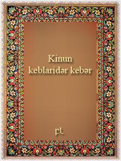 Kinun keblaridər kebər Cover
