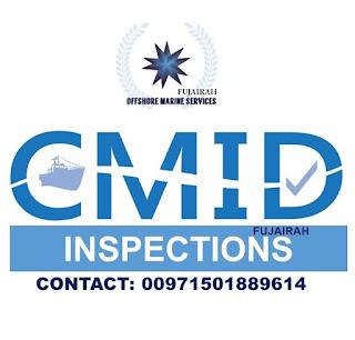 cmid inspections fujairah