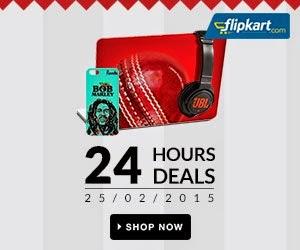 Electronics Accessories Carnival – 24 Hours 24 Deals starts Rs.49 @ Flipkart