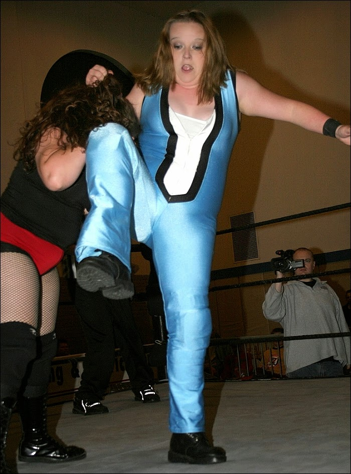 Womens Pro Wrestling - Missy Sampson