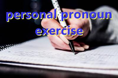 50 Soal Latihan Personal Pronoun Lengkap Dari Berbagai Jenis