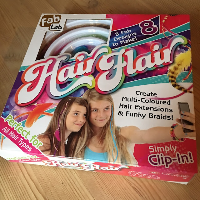 FabLab Hair Flair review